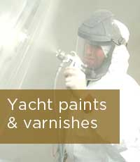 Yacht Paints and Varnishes