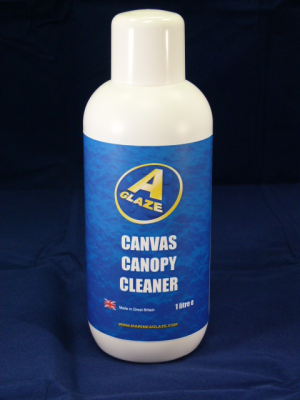 AGlaze Canvas Canopy Cleaner